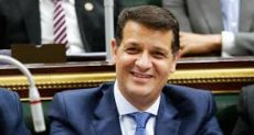 النائب طارق رضوان رئيس لجنة الشؤون الإفريقية