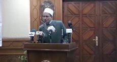 الشيخ صالح عباس، وكيل الأزهر الشريف
