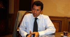 وزير الشباب والرياضة الدكتور أشرف صبحي
