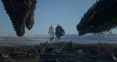 لقطة من التريلر الرسمى لـ Game of thrones