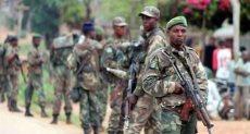 قوات الامن أوغندا - ارشيفية
