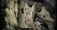 """العثور على آثار تعود لحضارة """"المايا"""" فى كهف بالامكو"""