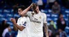 ريال مدريد ضد اياكس فى دوري ابطال اوروبا