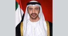 عبدالله بن زايد - وزير الخارجية الإماراتي