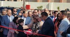 جانب من افتتاح معرض دمنهور