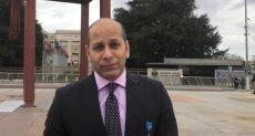 أيمن نصري  رئيس المنتدي العربي الأوروبي للحوار وحقوق الإنسان بجنيف