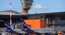 مطار شيريميتيفو في موسكو - أرشيفية