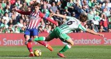 اتليتكو مدريد ضد ليجانس