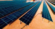 محطات الطاقة الشمسية - أرشيفية