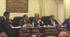 اجتماع لجنة الشئون الاقتصادية بالبرلمان