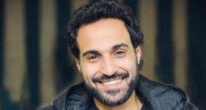الفنان أحمد فهمى