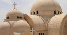 كنائس مصرية – أرشيفية