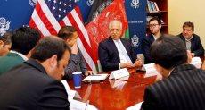 محادثات سلام مع حركة طالبان