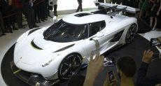 السيارة الأسرع في العالم