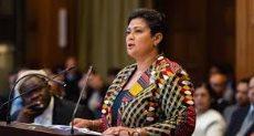 السفيرة د.نميرة نجم - المستشار القانونى للاتحاد الأفريقى