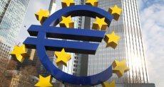 هبوط الإنتاج الصناعي بمنطقة اليورو في فبراير