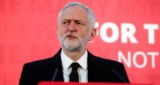 زعيم حزب العمال البريطانى