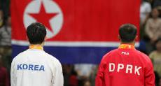 الكوريتين