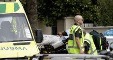 الهجوم على مسجدين بنيوزيلاندا