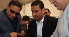 الكاتب الصحفى يوسف أيوب رئيس تحرير جريدة صوت الأمة