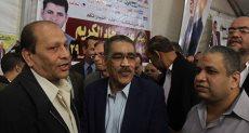 ضياء رشوان نقيب الصحفيين الجديد
