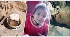 وفاة طفلة سورية سقطت بماسورة