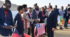 ملتقى الشباب العربى الأفريقى