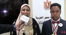 هدى أحمد سيد الأم المثالية بمحافظة الجيزة