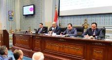 الدكتور محمد حجازى رئيس لجنة التشريعات بوزارة الاتصالات