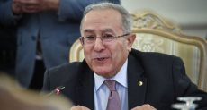 رمطان لعمامرة - نائب رئيس الوزراء الجزائرى