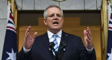 سكوت موريسون - رئيس الوزراء الأسترالى