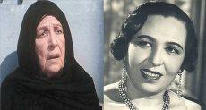 الفنانة أمينة رزق