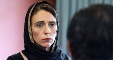 رئيسة وزراء نيوزيلاندا