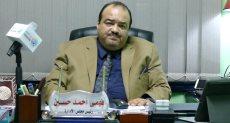 فهمى حسين أمين قطاع جنوب القاهرة بحزب حماة الوطن