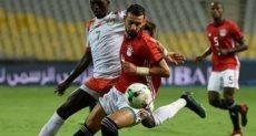 منتخب مصر والنيجر