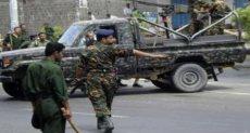 عناصر من الجيش اليمنى - أرشيفية