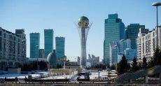 عاصمة كازاخستان نور سلطان (أستانا سابقا)