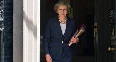 تيريزا ماي - رئيسة الوزراء البريطانية