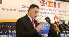 المهندس أشرف عفيفى رئيس الهيئة العامة للمواصفات والجودة
