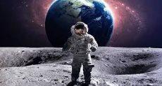 سطح القمر - أرشيفية
