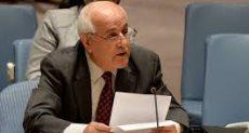 السفير رياض منصور - مندوب فلسطين بالأمم المتحدة