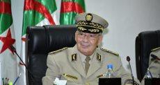 الفريق أحمد قايد صالح رئيس أركان الجيش الجزائرى