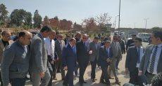 وزير التنمية المحلية ومحافظ القاهرة