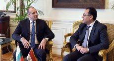 الرئيس البلغاري رومن راديف