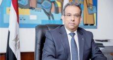 عصام الصغير رئيس مجلس إدارة البريد المصرى