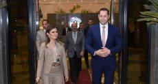وزيرة الاستثمار تستقبل نائب وزير الاقتصاد البلغاري