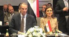 وزير الاتصالات يشهد توقيع إحدى الاتفاقيات مع بلغاريا
