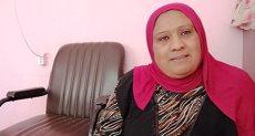 رابحة محمد طلب العاملة بمديرية الصحة