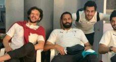 محمود علاء وجنش