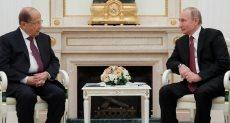 بوتين وعون